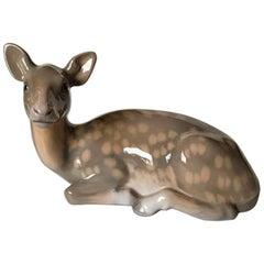 Bing & Grondahl Figurine Deer #1930