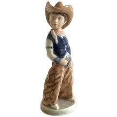 Bing & Grondahl Annual Figurine Billy, 1988