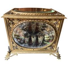 19th Century Antique Tantalus