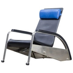 Jean Prouvé Grand Repos 'D80-1' Lounge Chair for Tecta