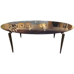Garbarino Mesa Elliptic Dining Table