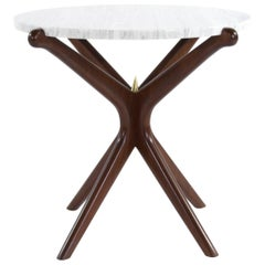 Gazelle Collection End Table