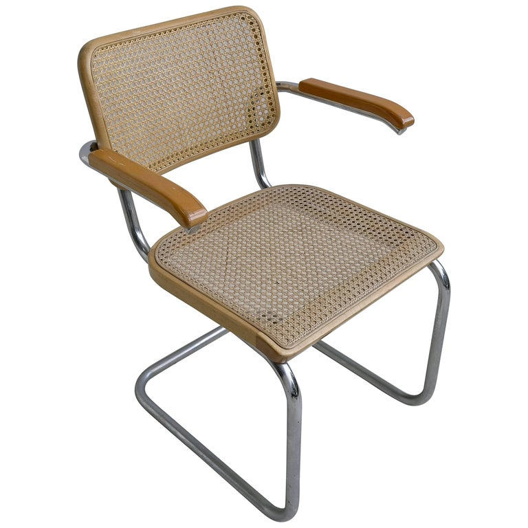 marcel breuer cesca chair circa 1950 at 1stdibs. Black Bedroom Furniture Sets. Home Design Ideas