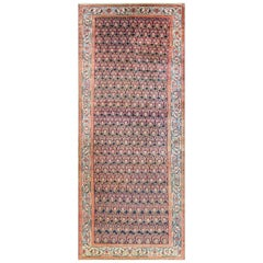 Remarkable Fine Antique Persian Senneh Malayer Carpet