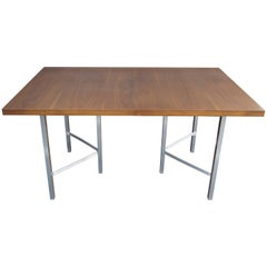 Irwin Group Walnut Dining Table by Paul McCobb for Calvin