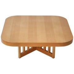 Rare Richard Meier Cocktail Table