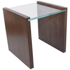 Thomas Glass Side Table
