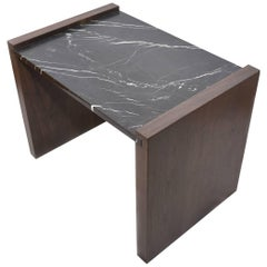 Thomas Marble Side Table