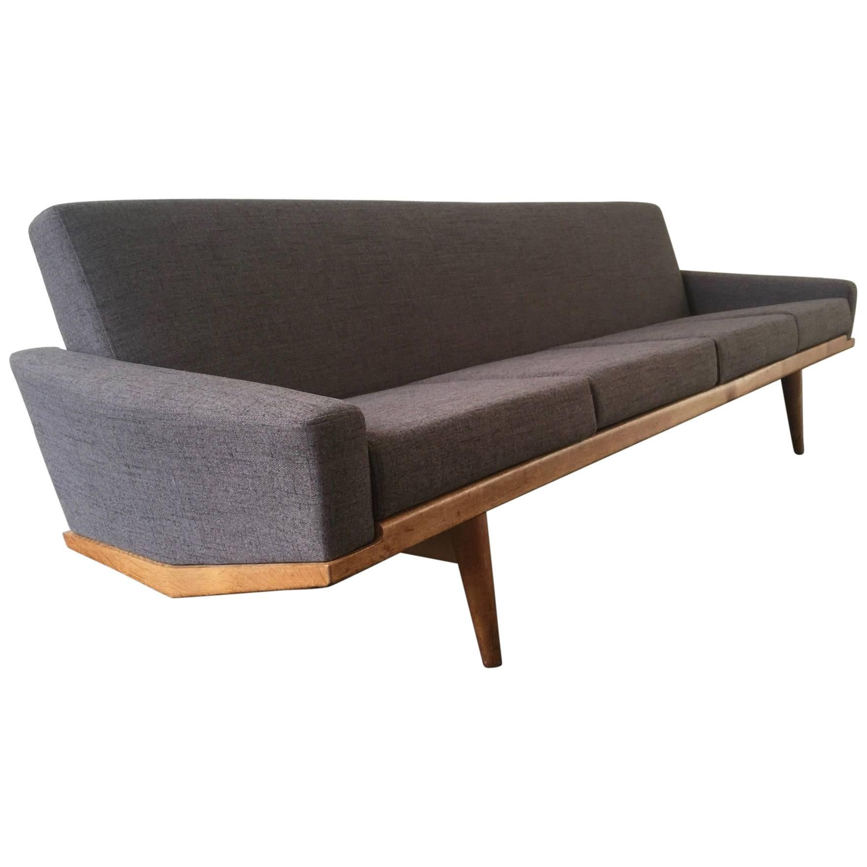 Beautiful 221 Sofa By H. W. Klein, Professional Re Upholstered Home Design Ideas