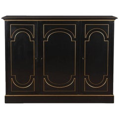 Neoclassical Maurice Hirsch Cabinet, 1950s