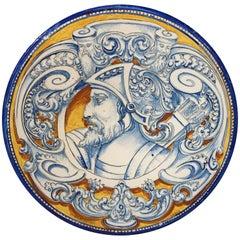 Antique Renaissance Style Platter from Spain