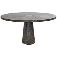 Angelo Mangiarotti Marble Dining Table