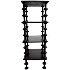 Folky Architectural Spool Stand