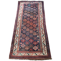 Antique Long North West Persian Rug