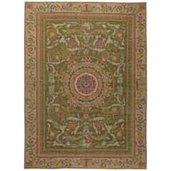 Oversized Antique Savonnerie Carpets