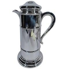 Modern Sterling Silver