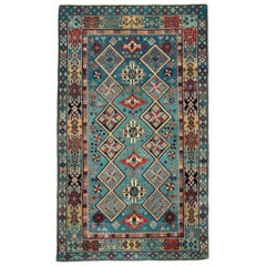 Antique Shirvan Rug, Caucasus, First Quarter of the 20th Century