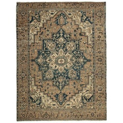 Antique Karaja Rug, North West Persia, circa 1890
