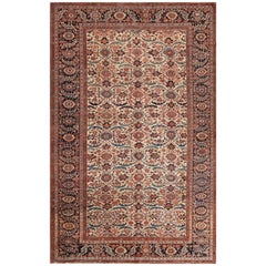 Antique Bijar Rug, West Persia, First Quarter of the 20th Century