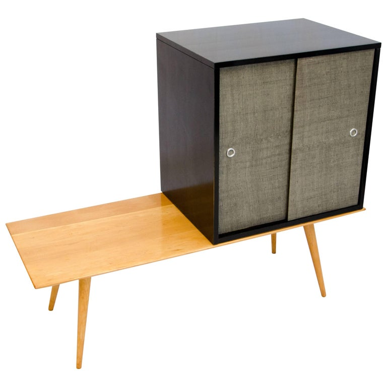 Paul McCobb Modular Cabinet on a Platform, Planner Group
