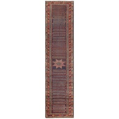 Antique Kurdish Rug, West Persia, First Quarter 20th Century