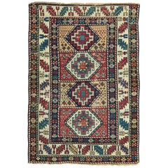 Antique Shirvan Rug, Caucasus, circa 1900