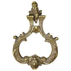 Italian Bronze Door Knocker