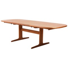 Danish Quality Dining Table in Solid Teak