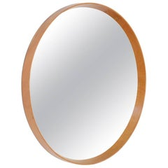 Swedish Hanging Mirror by U. and O. Kristiansson for Luxus