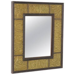 Handcrafted Early 20th Century Mirror, Art Deco, Arts & Crafts