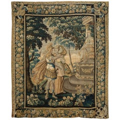 Early 18th Century Aubusson Mythological Tapestry 'Diana'