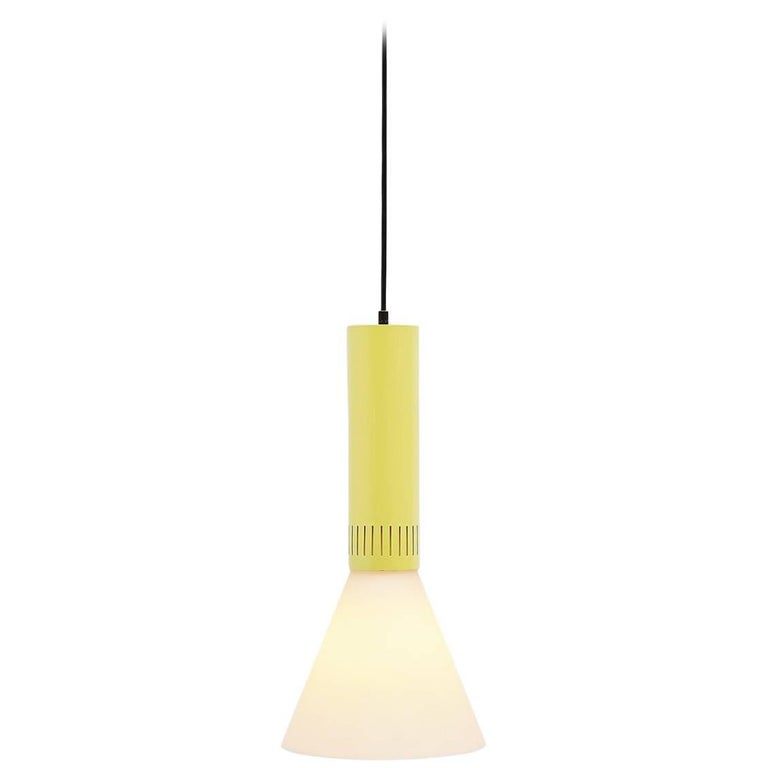 Stilnovo Pendant Lamp Model 1135, Italy 1960 For Sale