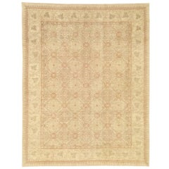 Late 20th Century Ziegler style Rug