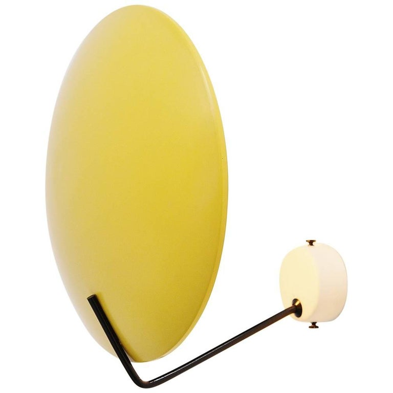Stilnovo Wall Lamp Model 232 by Bruno Gatta, Italy, 1962 For Sale