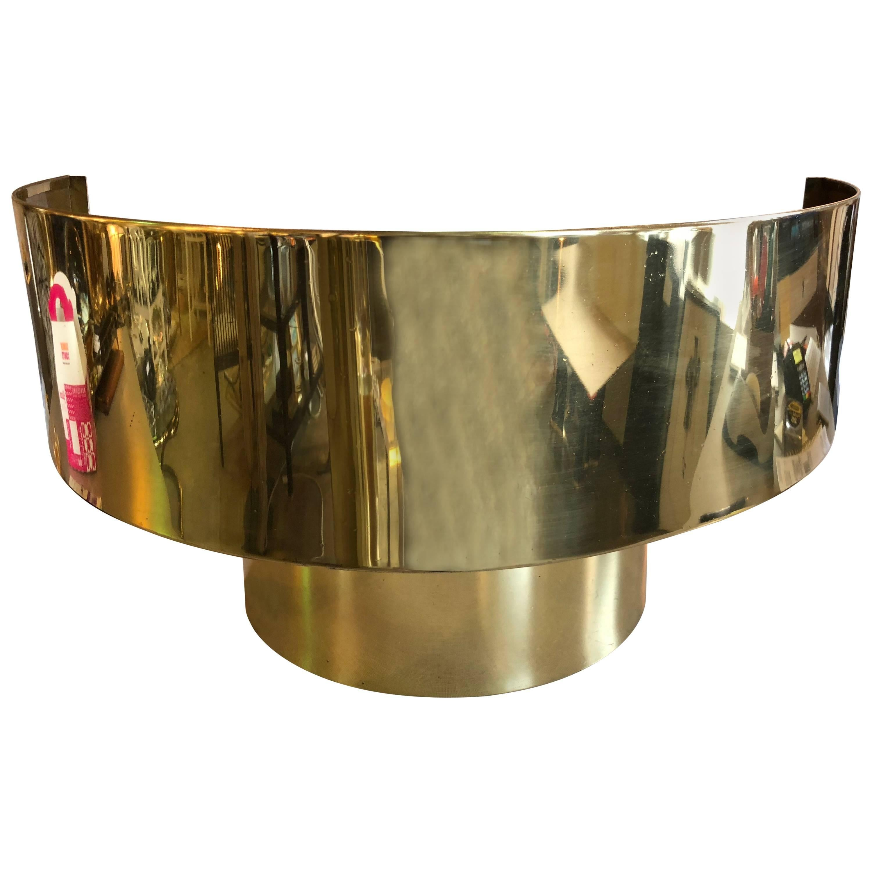Curtis Jere Two-Tiered Sconce