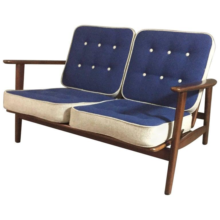 Hans J. Wegner GE-233 Sofa, Denmark, 1952
