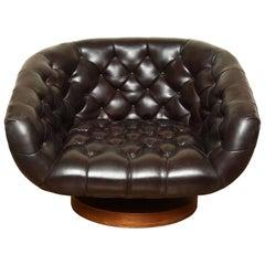 A Danish Modern Lounge Chair