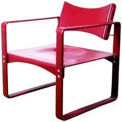 Verner Panton Lounge Chair Thonet Mod. 270 Designed 1966, Mid-Century Modern