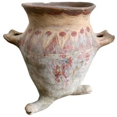 Ceramic Water Vessel from Mexico