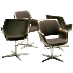 Set of Four Super Kilta Chairs by Olli Mannermaa for Finnart Ab