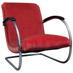 Art Deco Lloyd Lounge Chair
