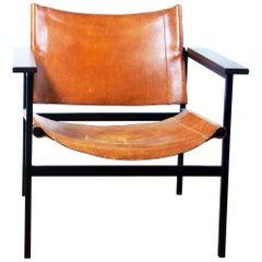 Thonet Lounge, Armchair Mod. ST 805 Design Eddie Harlis, 1958