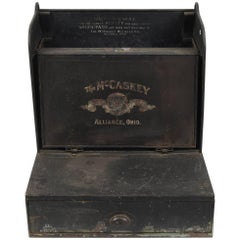Antique Industrial McCaskey Register Co. Cash Register