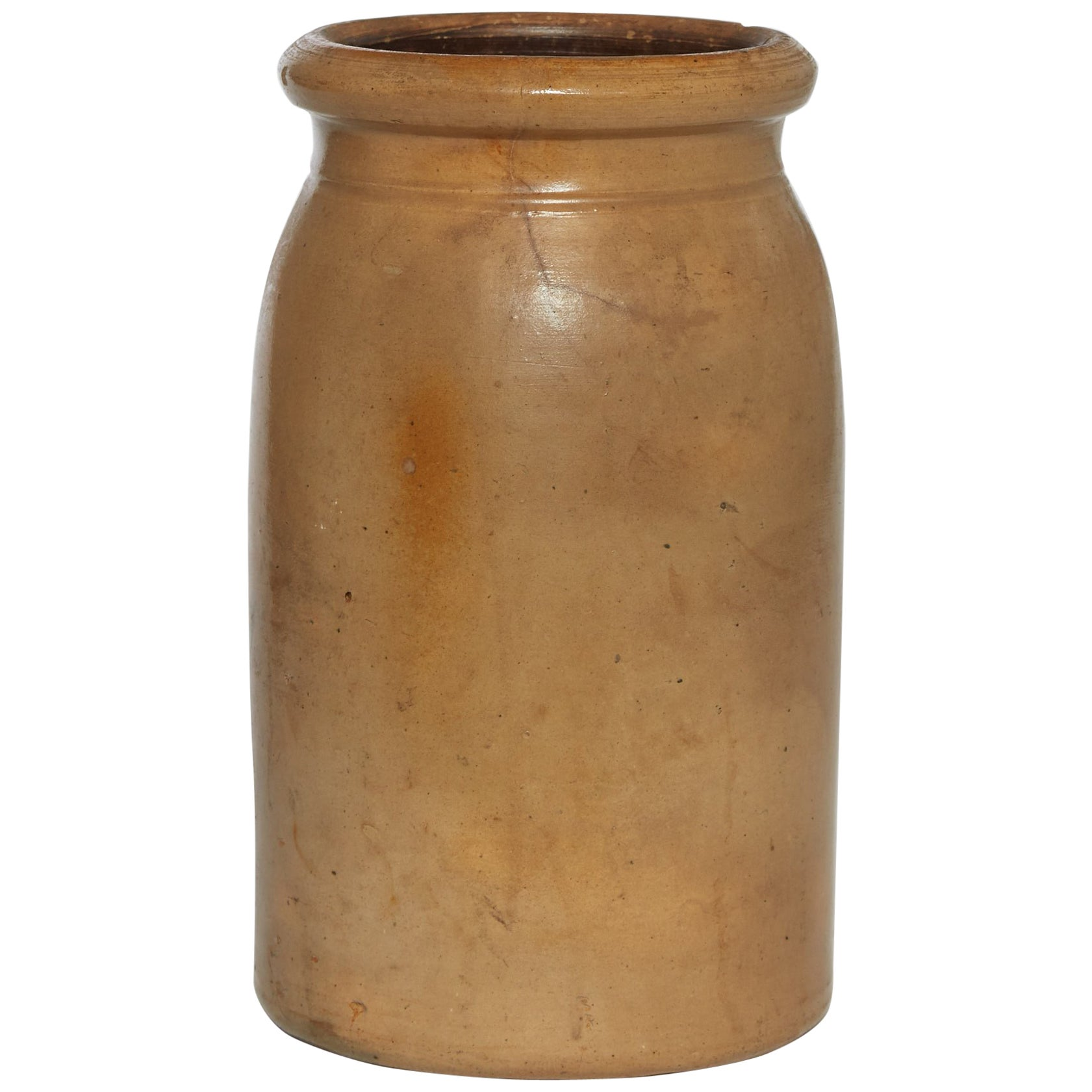 Early 20th Century Extra Large American Canning Jar