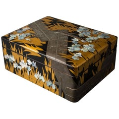 Japanese Lacquer Letter Box