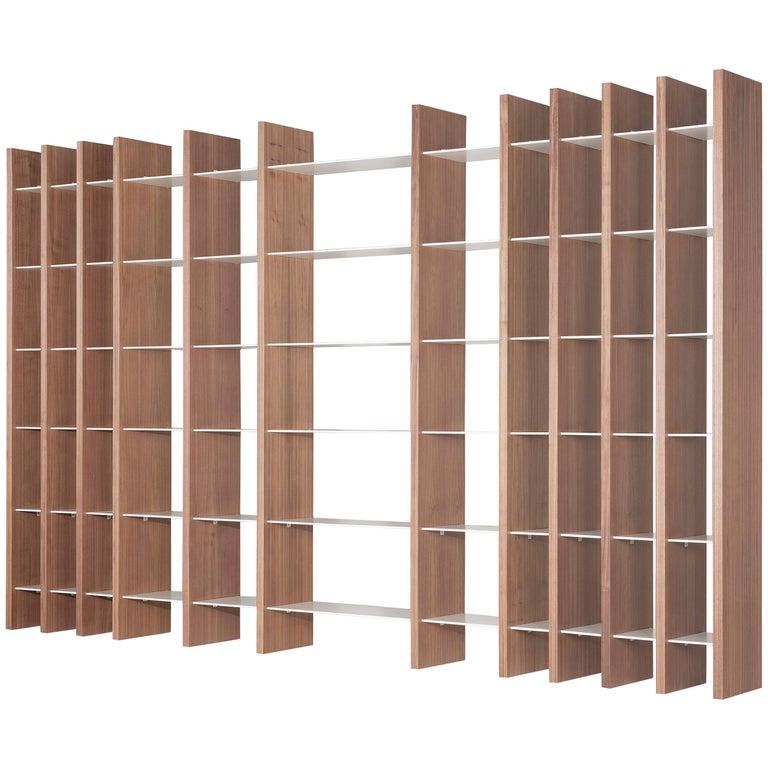 Amura 'Parere' Bookshelf by Emanuel Gargano & Anton Cristel For Sale