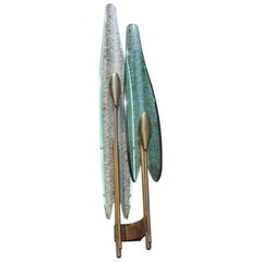 Sconce Fontana Arte Max Ingrand Dahlia Model 1461