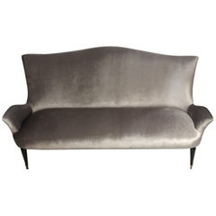 Italian Sofa Attributed to Gio Ponti, circa 1940