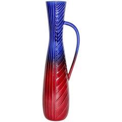 """Carl Harry Stålhane """"Sparaxis"""" Ceramic Vase by Rörstrand"""