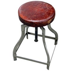 Primitive Industrial Stool